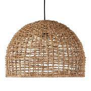 Cebu loftslampe Ø46 cm Natur