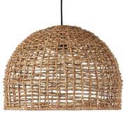 Cebu loftslampe Ø57 cm Natur