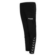 Hummel Træningsbukser Authentic - Sort/Hvid Børn